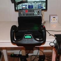 December 2012 Yoke and switch panel